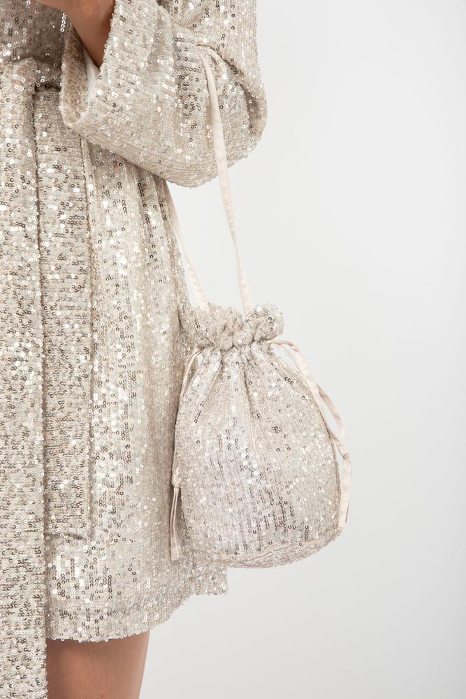 Stardust Bag Silver