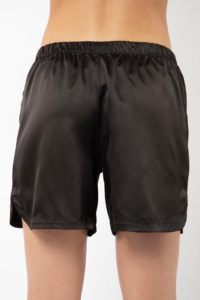 Leah Shorts Black