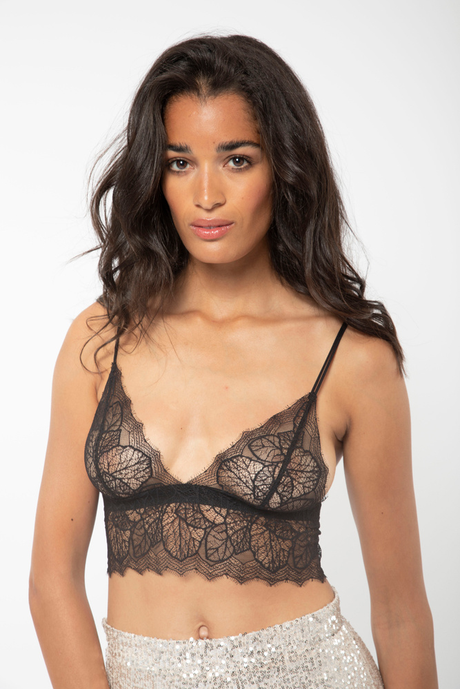 Grace Bralette Black