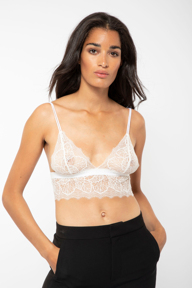 Grace Bralette Cream