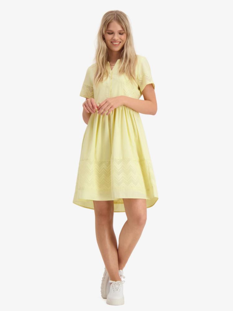 Cam Dress Light Yelow