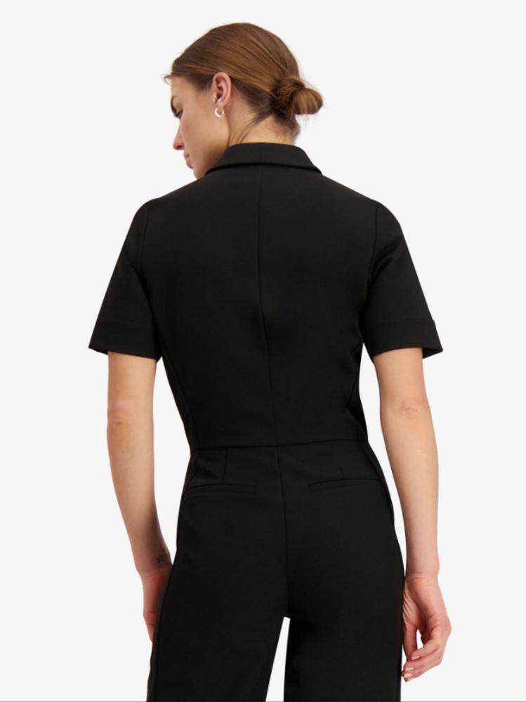 Individual Jumpsuit Black