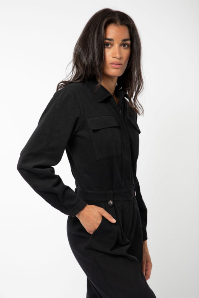 Iris Jumpsuit Black