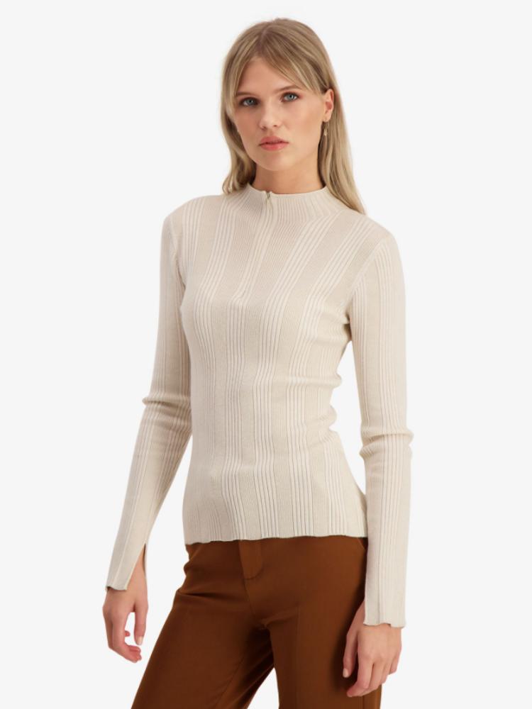 Sole Knit White