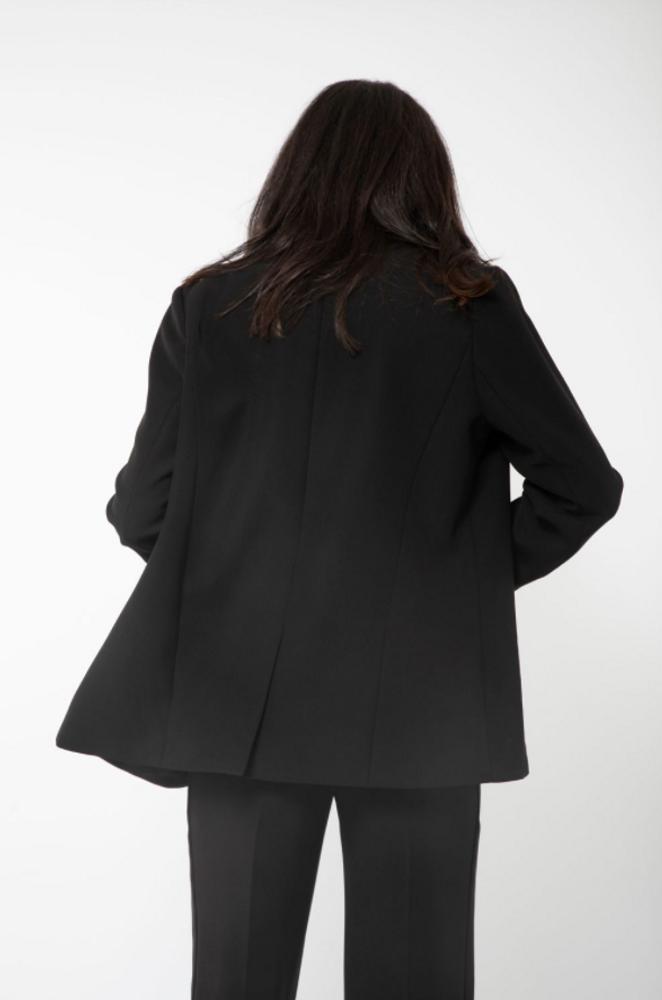 Solitary Blazer Black