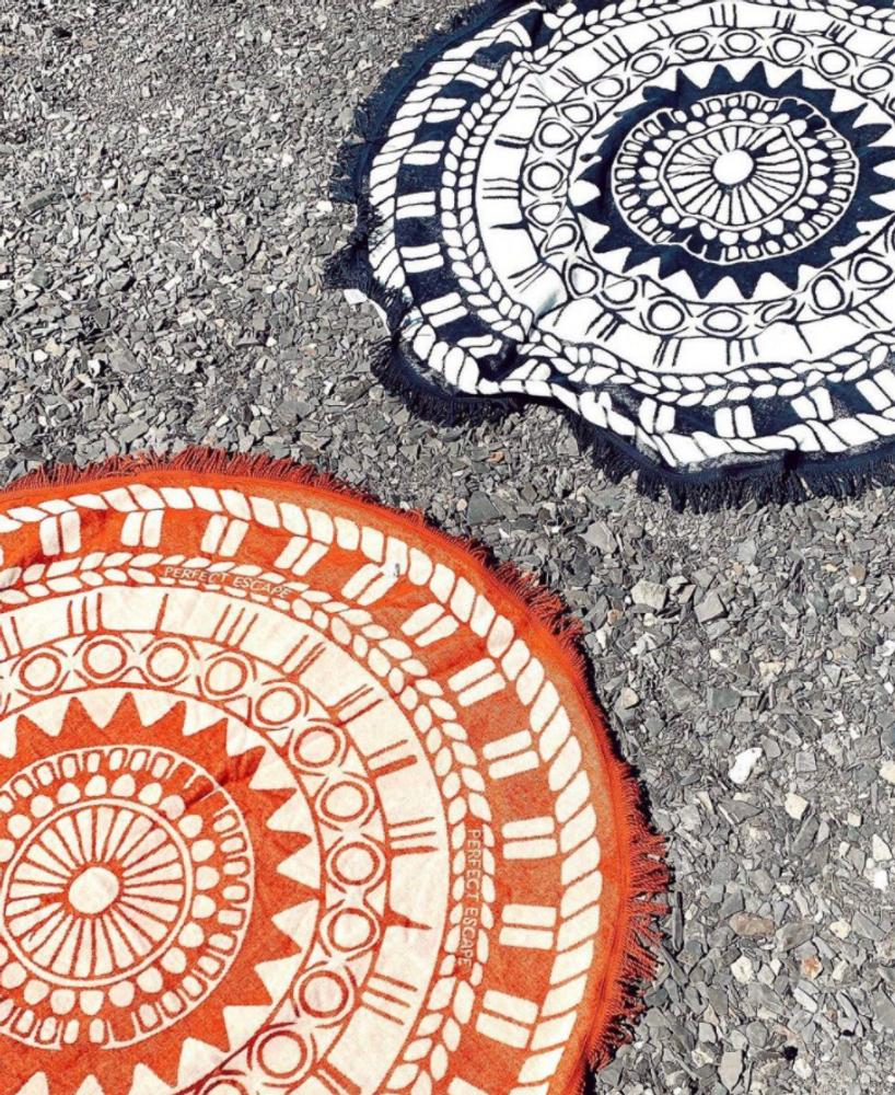 Sunshine Towel Terracotta Vibe