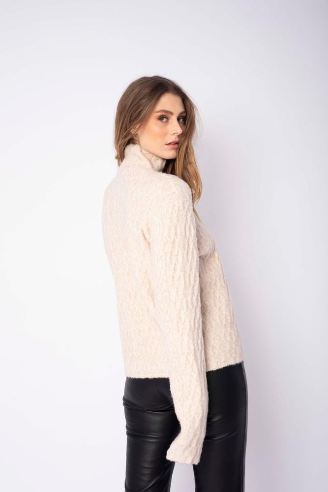 Anja Knit Cream
