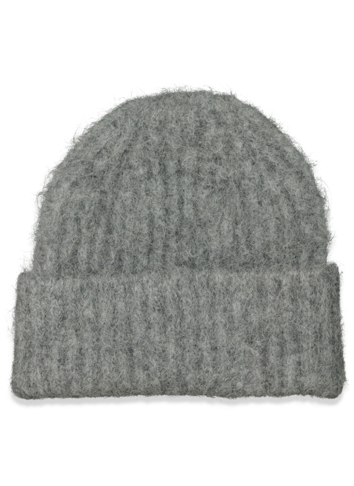 Arctic Beanie Light Grey Melange