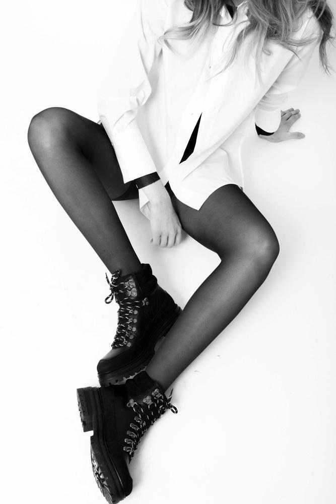 Amanda Snowboot Black