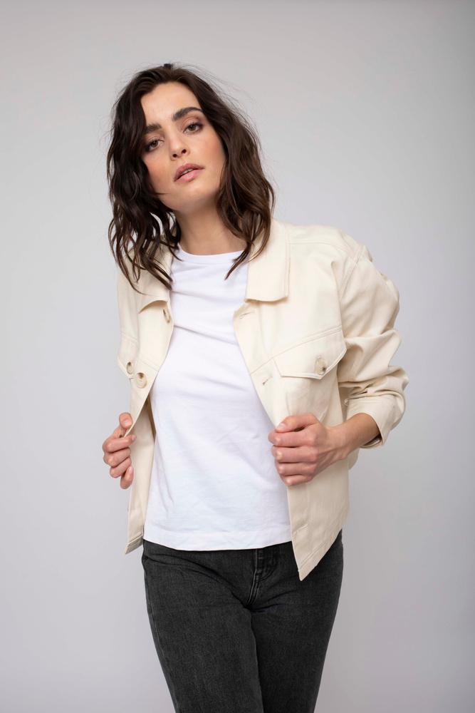 Kira Jacket Sand
