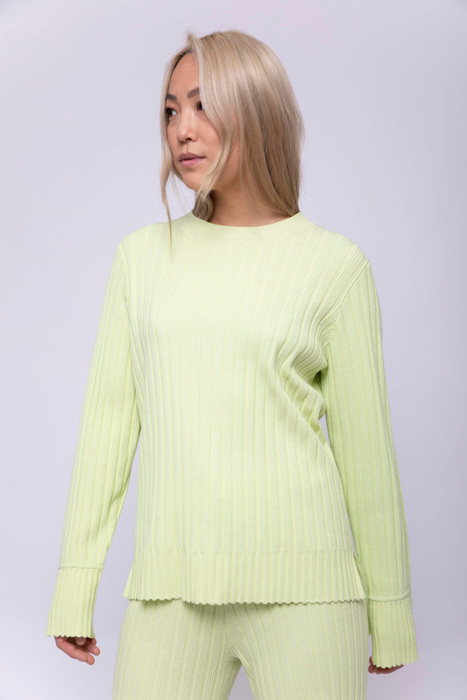 Valeria Knit Lime
