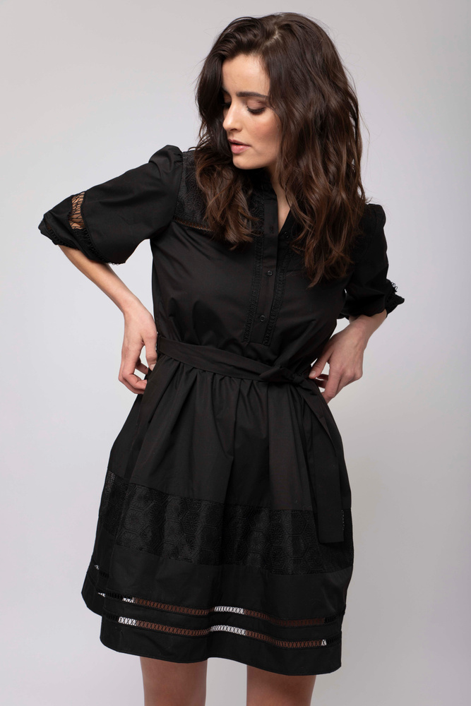 Katarina Dress  Black