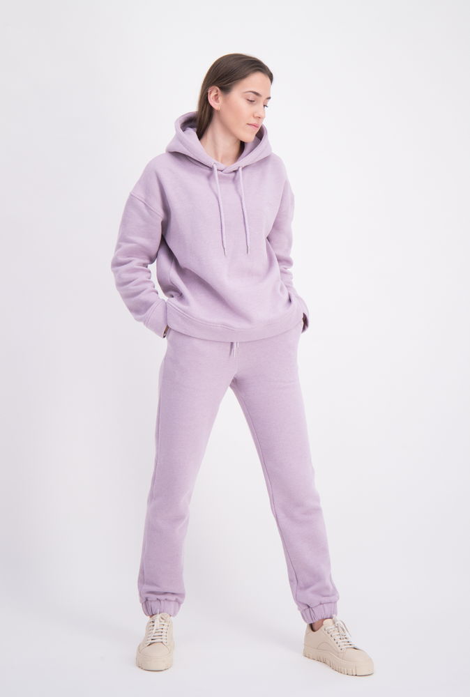 Isabelle Hoodie  Lavender Melange