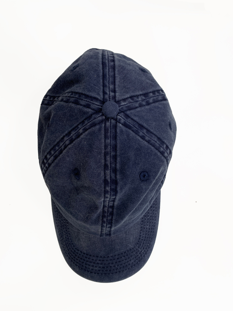 Lily Cap  Washed Navy
