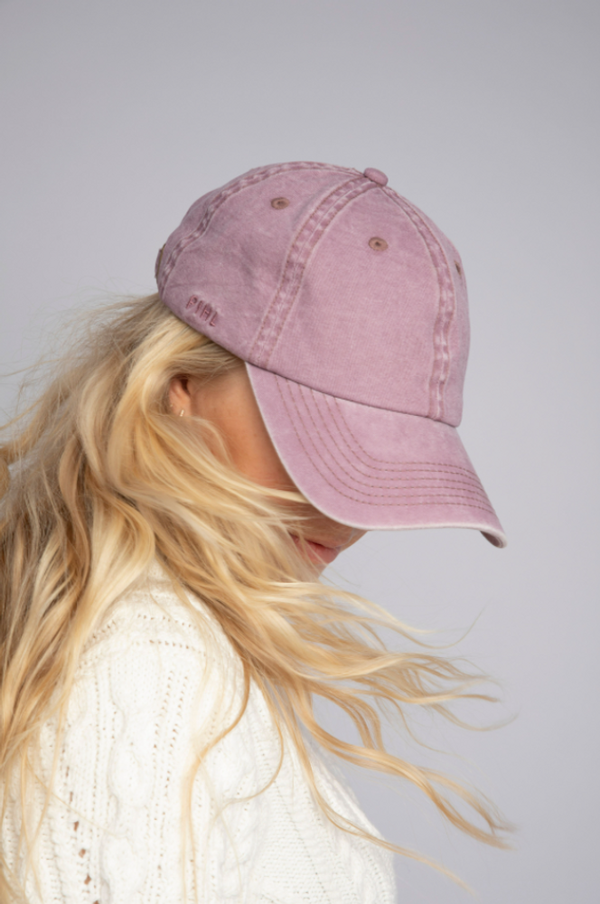 Lily Cap Washed Lavender
