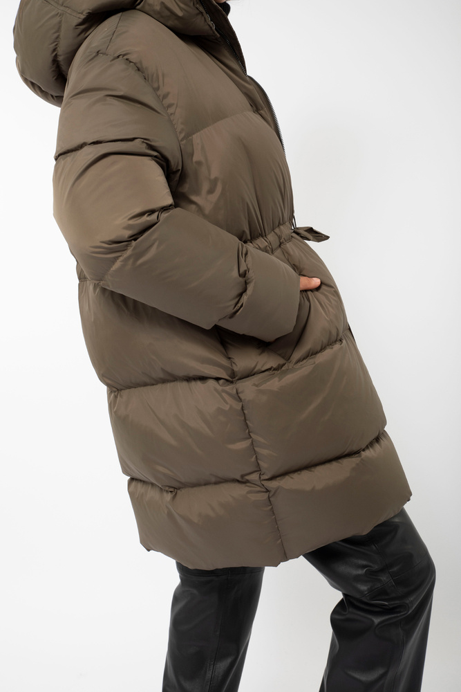 Cloud Jacket Army